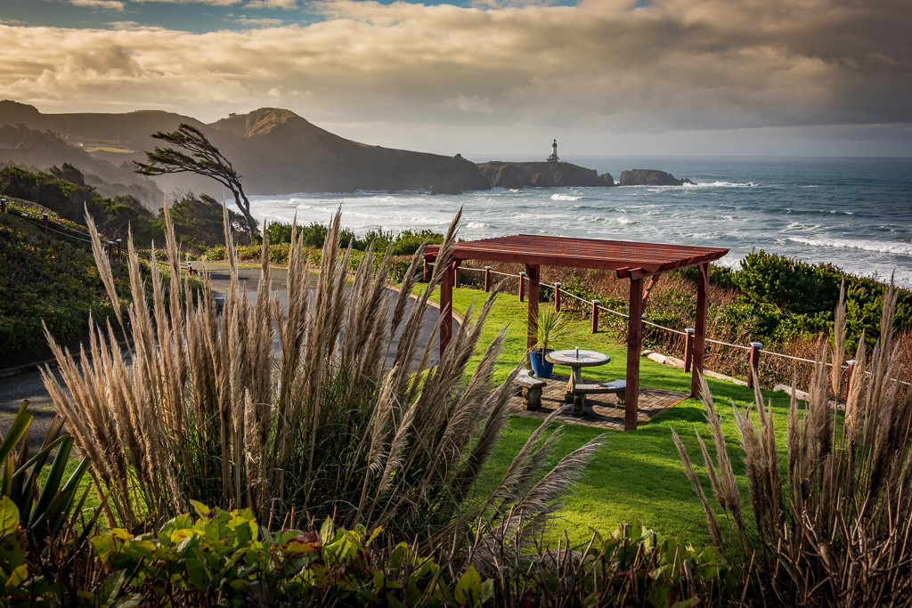 Located on the Shores of Newport Oregon